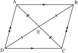 Parallelograms a shape in geometry